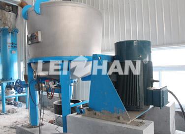 FQJ Series Light Impurity Separator