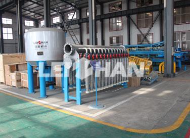ZDS Series Vertical Hydrapulper
