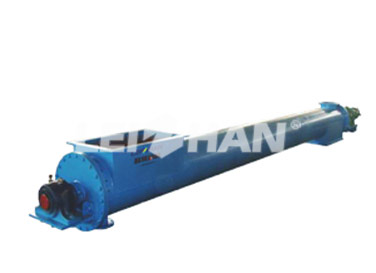 ZLS Series Heating Screw Conveyor