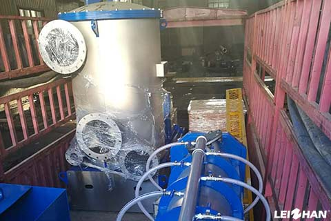 fractionating-screen-for-paper-pulping-line
