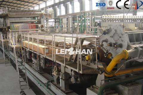 2880mm multi-cylinder fourdrinier paper machine