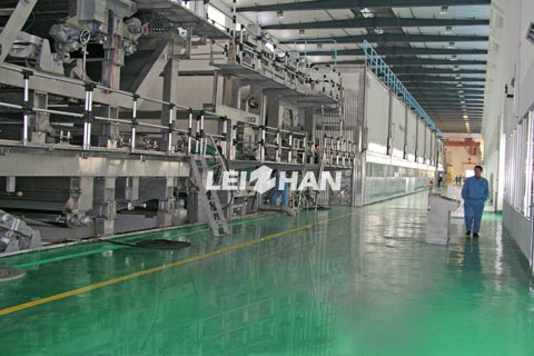 3400mm wrapping paper machine